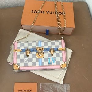Louis Vuitton Weekend Pochette